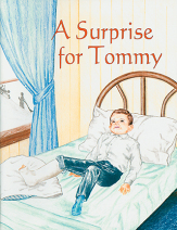 Little Jewel Book: A Surprise for Tommy