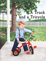 Little Jewel Book: A Truck and a Tricycle