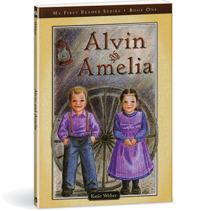 My First Reading Series 1: Alvin and Amelia NEW!!!
