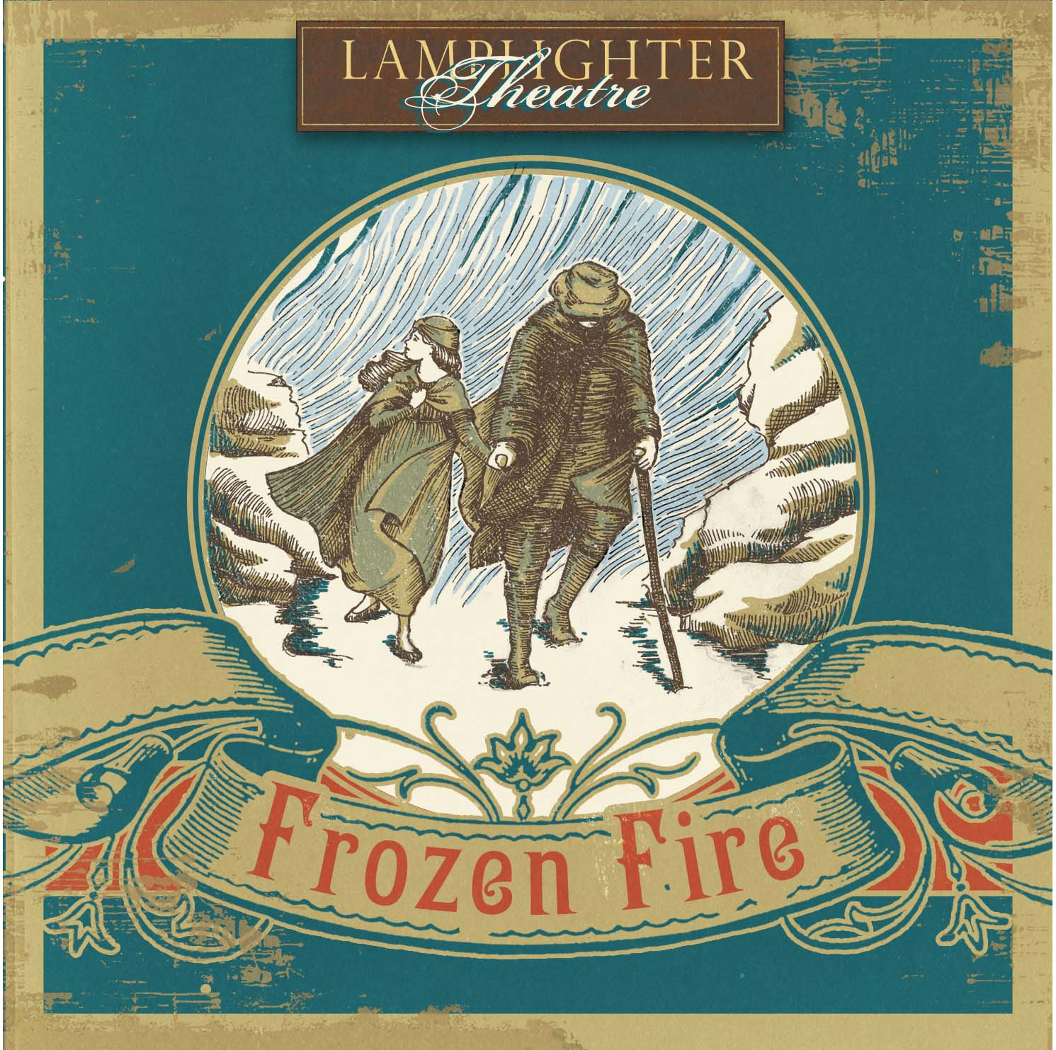 Frozen Fire Dramatic Audio NEW!!!