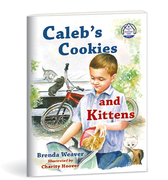 Manners Are Homemade 4: Caleb's Cookies and a Kitten NEW!!!