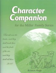 Miller Family Series: Character Companion