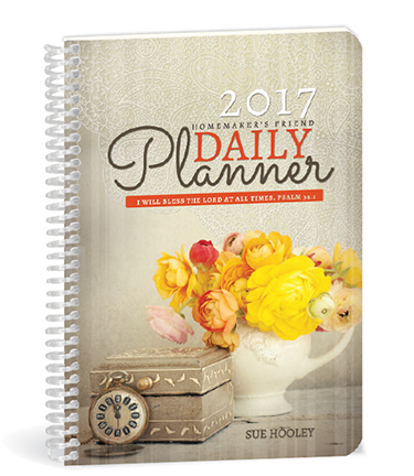 Daily Planner 2017 - Last one!