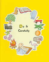 Preschool ABC Series: Do It Carefully