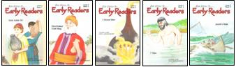 Bible Stories for Early Readers: Level 2