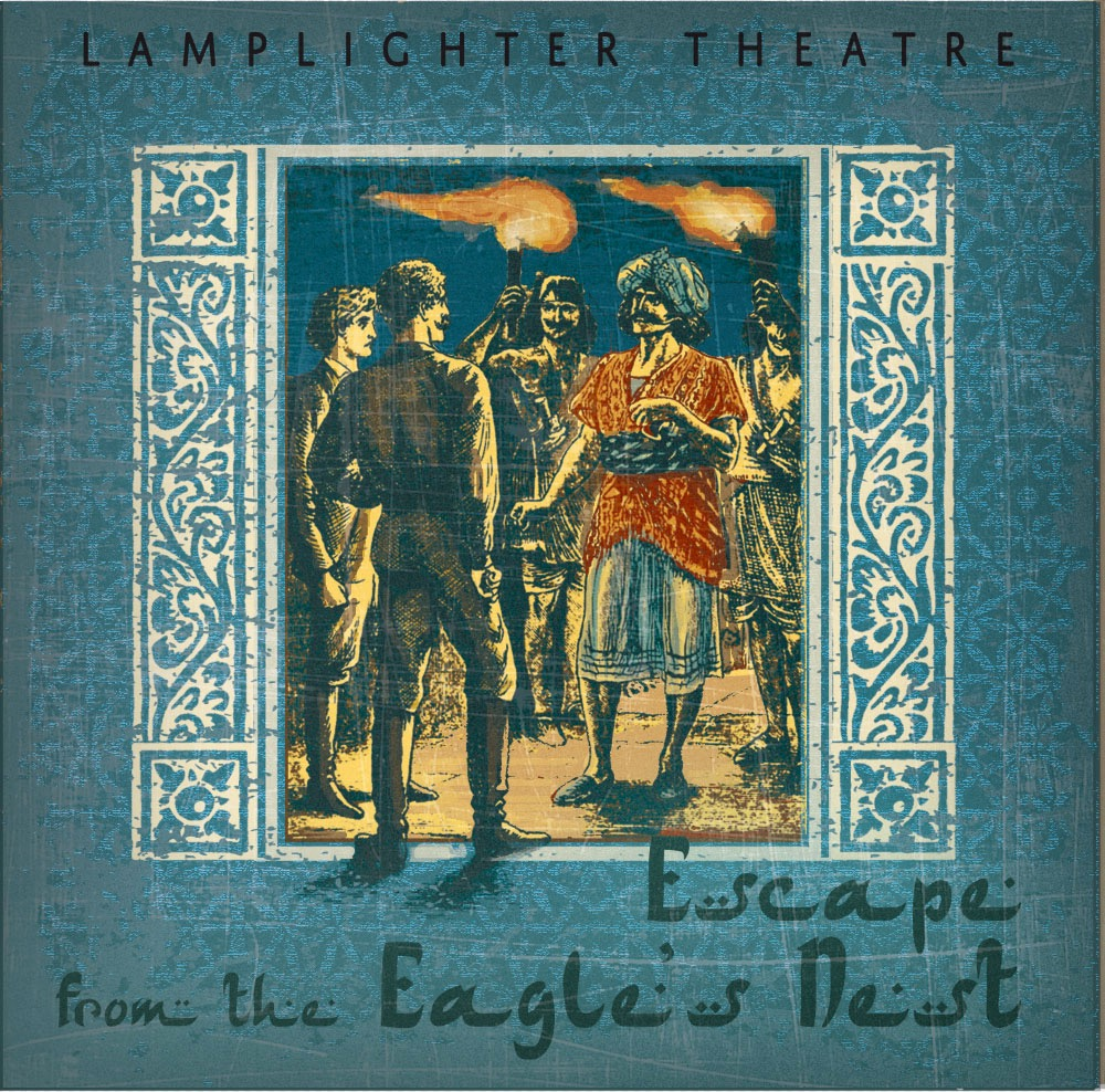 Escape From the Eagle's Nest Dramamatic Audio NEW!!!