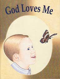 Little Jewel Book: God Loves Me