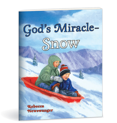God's Miracle - Snow