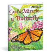 God's Miracle - A Butterfly NEW!!!