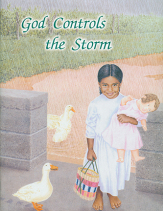 Little Jewel Book: God Controls the Storm