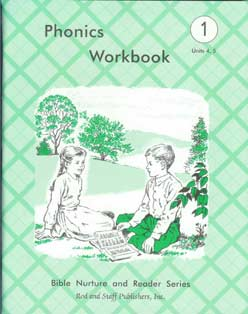 Grade 1 Phonics Workbook Units 4-5