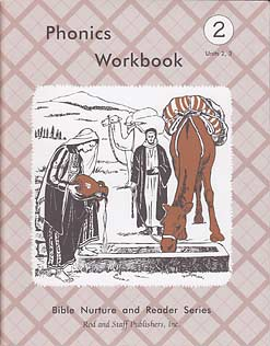 Grade 2 Phonics Workbook Units 2 & 3