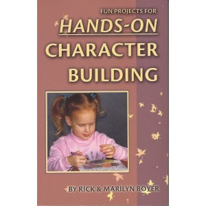 Ages 4-6: Hands-On Character Building NEW!!!