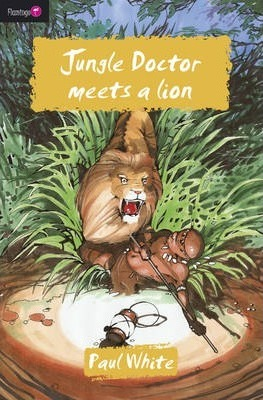 Jungle Doctor #09 Jungle Doctor Meets a Lion NEW!!!