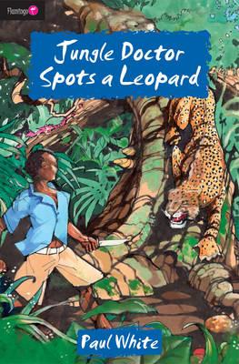Jungle Doctor #03 Jungle Doctor Spots a Leopard NEW!!!