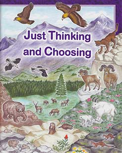 Preschool GHI Series: Just Thinking and Choosing