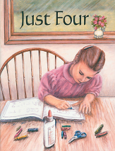 Little Jewel Book: Just Four