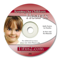 Keeping Our Children's Hearts Workshop CD