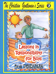 Lessons in Responsibility for Boys, Level 2