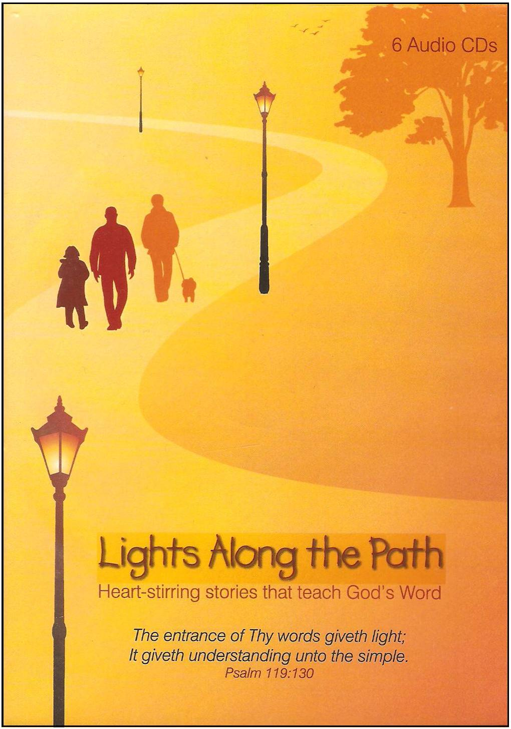 Lights Along the Path - Set of CD Stories