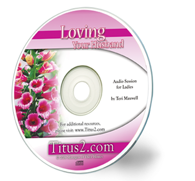 Loving Your Husband CD