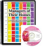 Managers of Their Homes + Workshop on CD