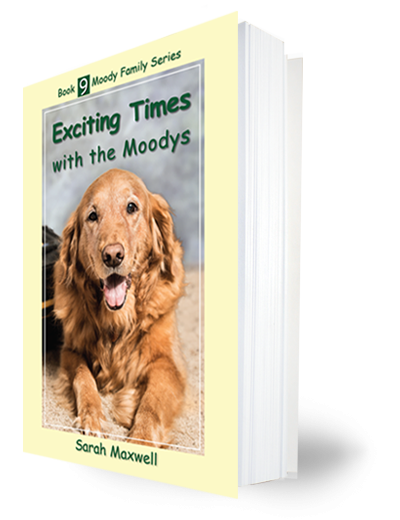 Moody Series No.9: Exciting Times with the Moodys NEW!!!