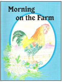 Little Jewel Book: Morning on the Farm