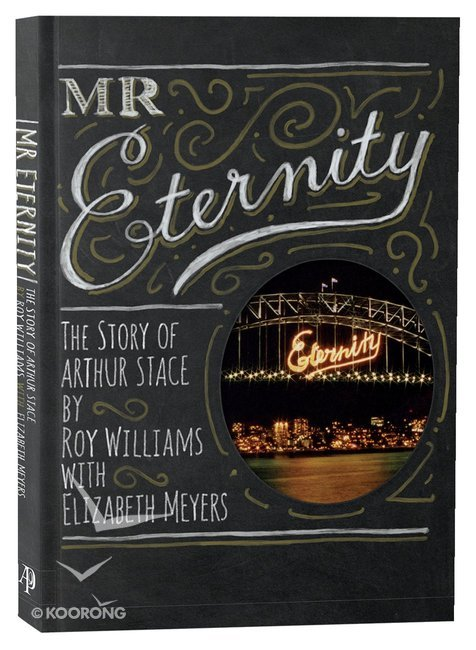 Mr Eternity - The Story of Arthur Stace NEW!!!