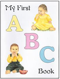 Little Jewel Book: My First ABC