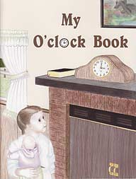 Little Jewel Book: My O'Clock Book NEW!!!