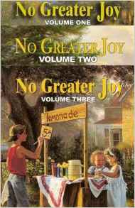 No Greater Joy Volume 1