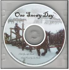 CD - One Snowy Day