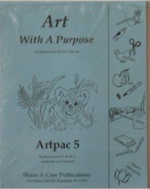 Art With a Purpose: Grade 5 Artpac - Click Image to Close