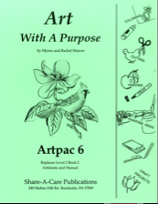 Art With a Purpose: Grade 6 Artpac