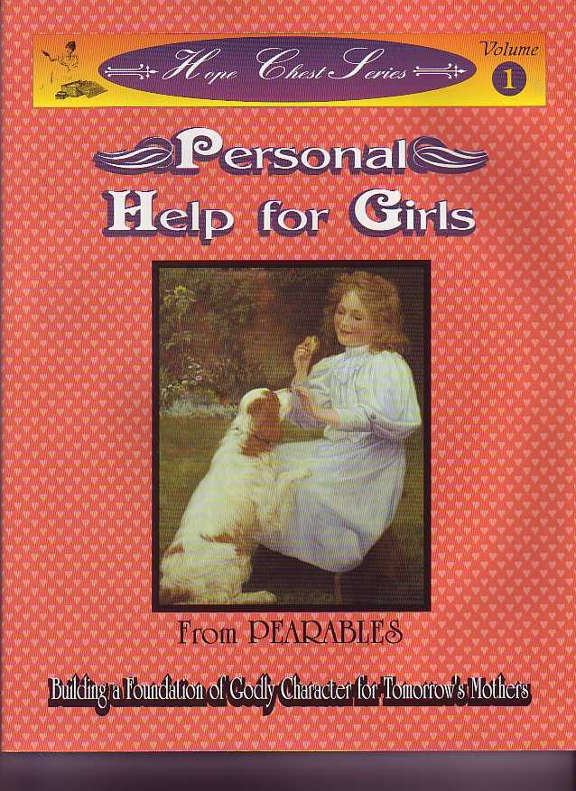 Personal Help for Girls