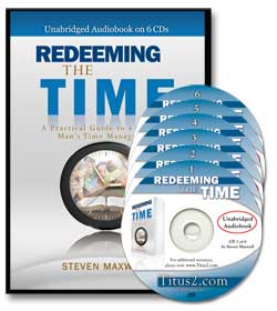 Redeeming the Time Unabridged CD Audiobook