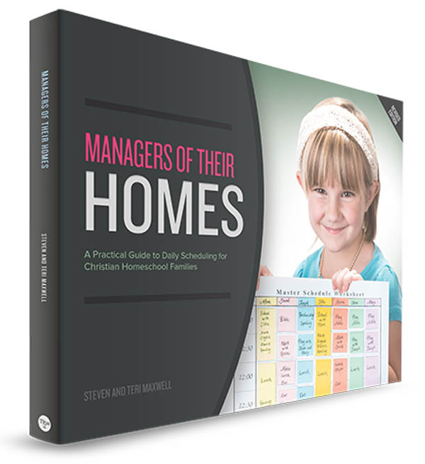 Managers of Their Homes Book, Revised Edition