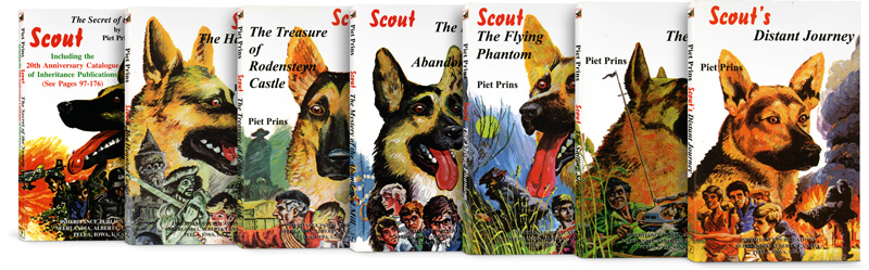 Scout Series - Set of Seven Books