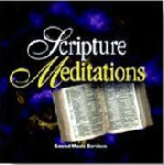CD - Scripture Meditations - Volume 1