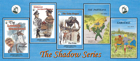 The Shadow Series: Set of 5 Books