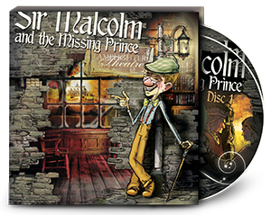 Sir Malcolm and the Missing Prince Dramatic Audio