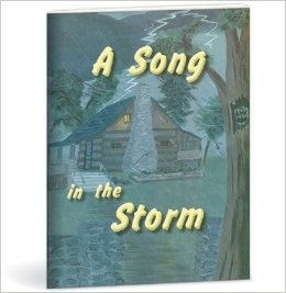 Little Jewel Book: A Song in the Storm