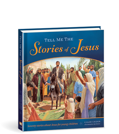 Tell Me the Stories of Jesus NEW!!!