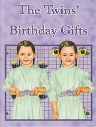 Little Jewel Book: The Twins' Birthday Gifts NEW!!!