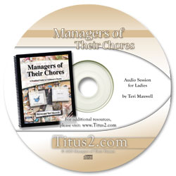 Managers of Their Chores Book + Workshop on CD - Click Image to Close