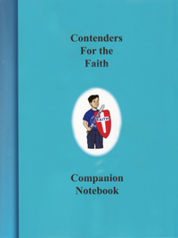 Contenders for the Faith Notebook