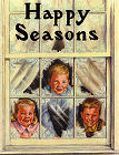 Little Jewel Book: Happy Seasons