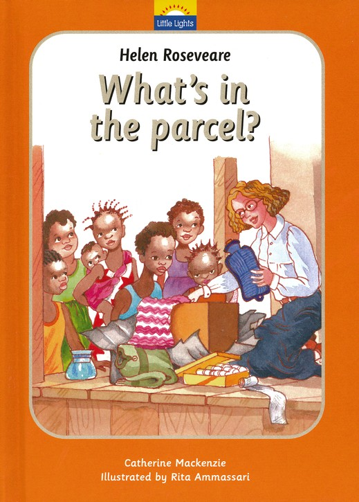 Little Lights Biog: Helen Rosevare - What's In the Parcel?