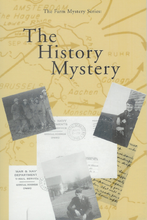 Farm Mystery Series: 07.The History Mystery